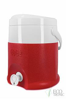 Термос-диспенсер для воды Ecotronic CoolStrong-7 Red